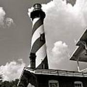 St. Augustine Lighthouse I Art Print