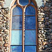 St. Augustine Window Art Print