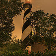 St. Augustine's Lighthouse Art Print