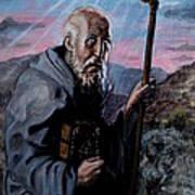 St. Benedict Art Print