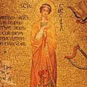 St Cecilia  Print by Philip Ralley