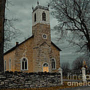 St. James Anglican Church Art Print