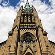 St. James Cathedral Art Print
