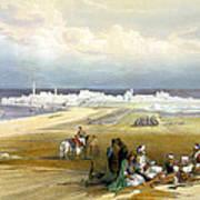 St. Jean D'acre April 24th 1839 Art Print