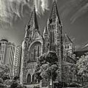 St John Cathedral Art Print