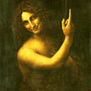St. John The Baptist Art Print