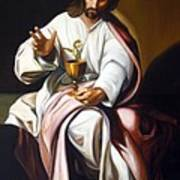 St John The Evangelist Art Print
