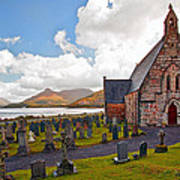 St  Johns Episcopal Ballachulish Art Print