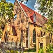 St. John's Reformed Episcopal Church Art Print
