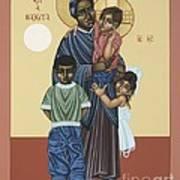 St. Josephine Bakhita Universal Sister 095 Art Print