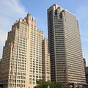 St. Louis Skyscrapers Art Print