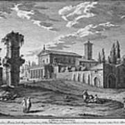 St Maria In Domenica Art Print
