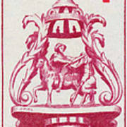 St Martin - Brotherhood Of Stick Art Print