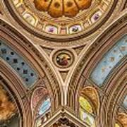 St. Mary Of The Angels Splendor Art Print