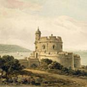 St Mawes Castle Art Print