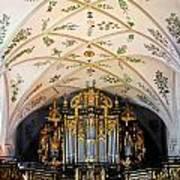 St Michael's Bamberg Art Print