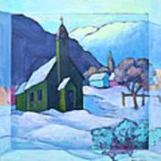 St Michaels Art Print