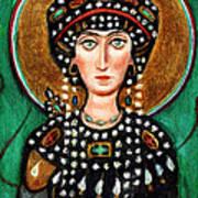 St Patricia Art Print