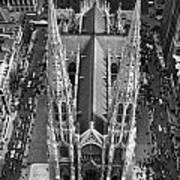 St. Patrick's Cathedral Art Print