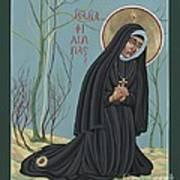 St. Philippine Duchesne 259 Art Print