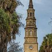 St. Philip's Episcopal Church Charleston Sc Art Print