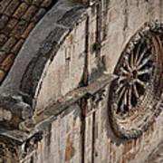 St. Saviour Church Window Art Print