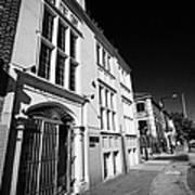 st saviours house home to united st saviours charity union street London England UK  Art Print
