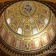 St. Stephen's Dome Art Print