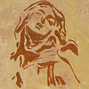St Teresa Art Print