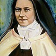 St. Therese Art Print