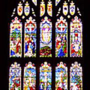 St Thomas The Apostle Church Heptonstall Art Print
