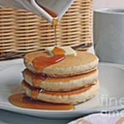 Stack Of Pancakes Art Print