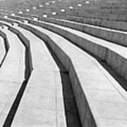 Stadium, Mexico City, 1927 Art Print