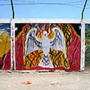Stadium Wall Tl Art Print