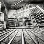 Staircase I Art Print
