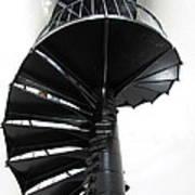 Staircase To Heaven Art Print