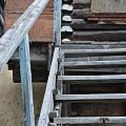 Stairway To Humdrum Art Print