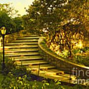 Stairway To Nirvana Art Print