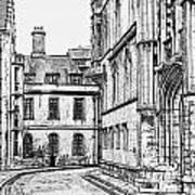 Stamford Uk 4 Art Print
