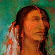 Stands Tall Art Print by Johanna Elik