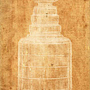 Stanley Cup 1a Art Print