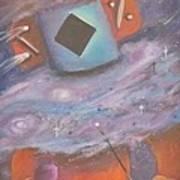 Star Kachina Art Print