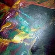 Star Nebula Art Print