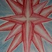 Star Of Hope Art Print