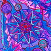 Star Of Joy Art Print