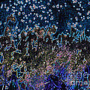 Stardust By Jrr Art Print