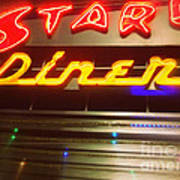 Stardust Diner - New York City Art Print