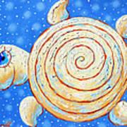 Starry Journey Art Print