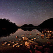 Stars Over The Bubbles Print by Brent L Ander