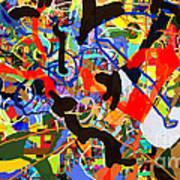Wiping Out The Language Of Amalek 9dbg Art Print